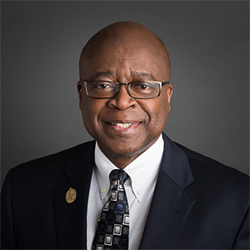Photo of Larry D. Word, CPO, FAAOP