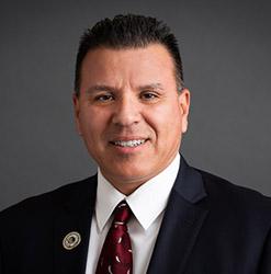 Photo of Mark A. Rodriguez, CPO