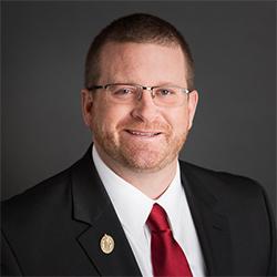 Photo of Anthony C. Ward, CPO