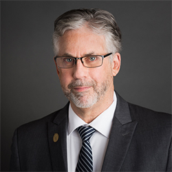 Photo of Dennis W. Dillard, C.Ped., CTO
